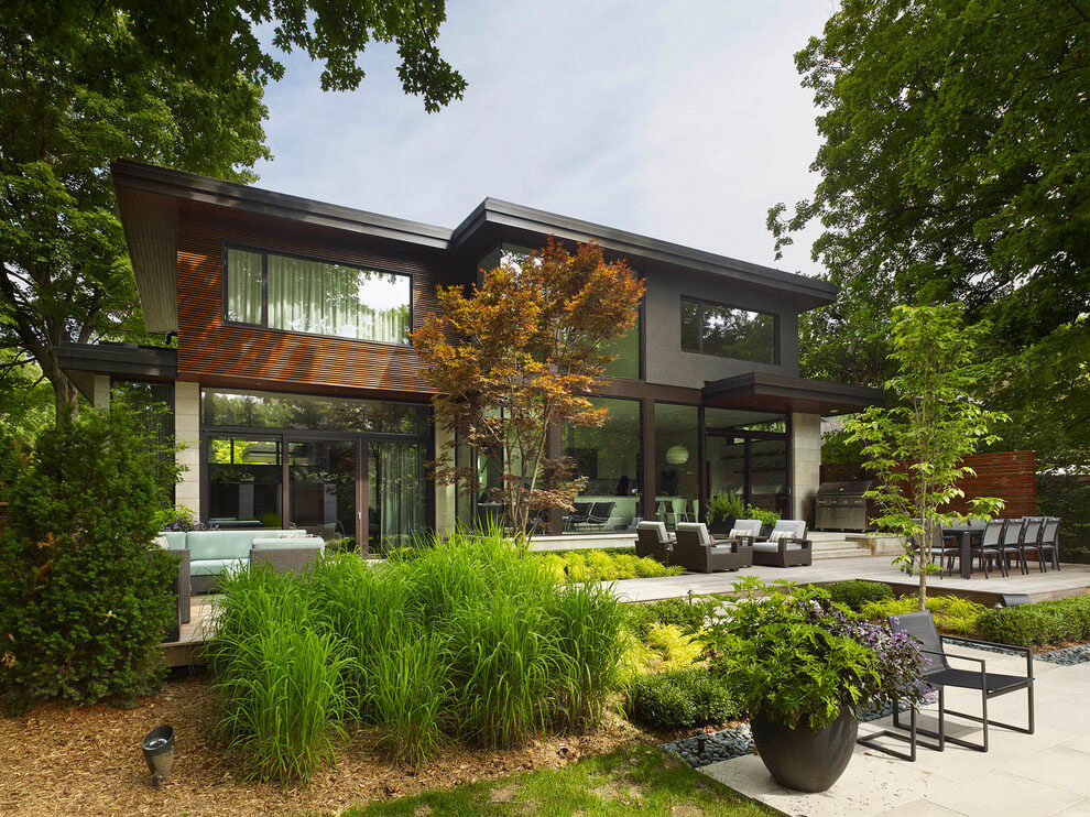 Contemporary Don Mills House in Toronto by Jillian Aimis-01