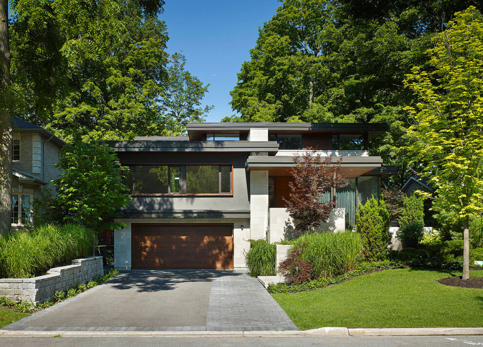 Contemporary Don Mills House in Toronto by Jillian Aimis-02