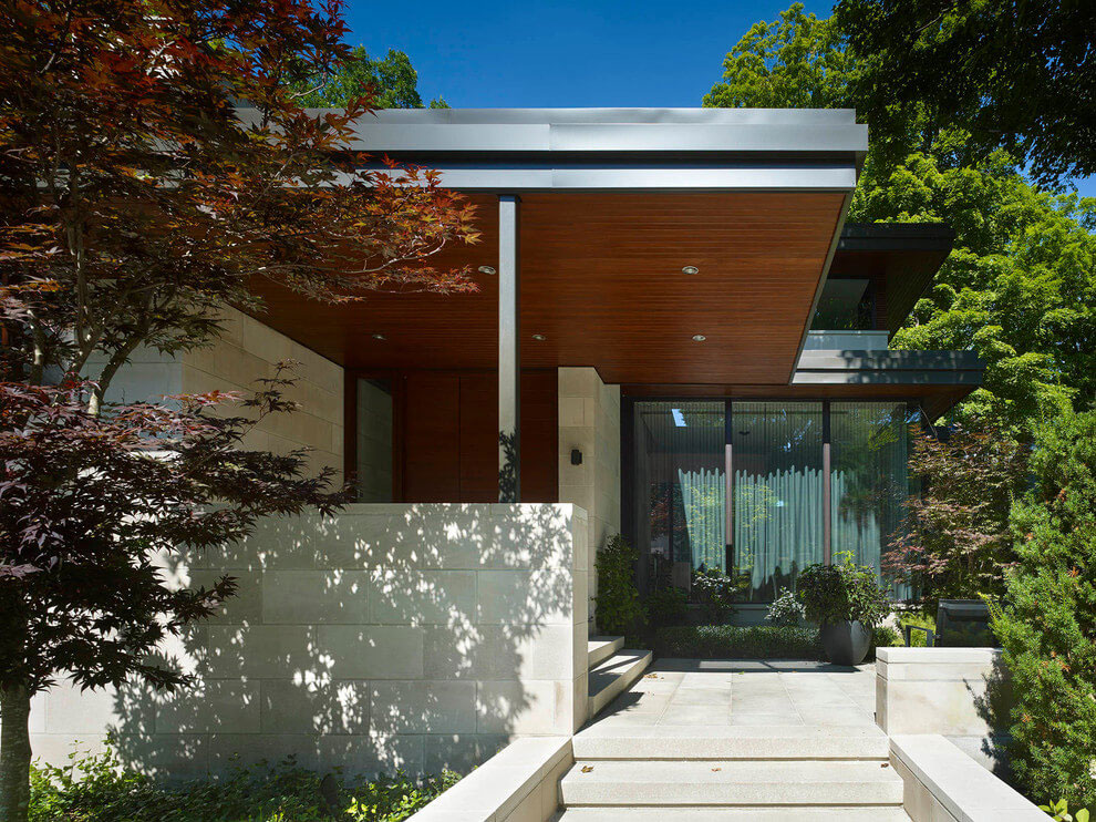Contemporary Don Mills House in Toronto by Jillian Aimis-03