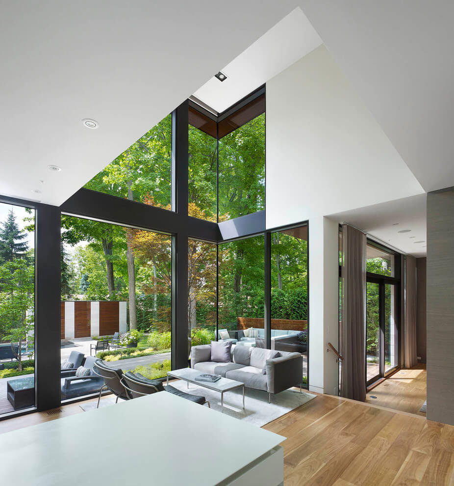 Contemporary Don Mills House in Toronto by Jillian Aimis-05