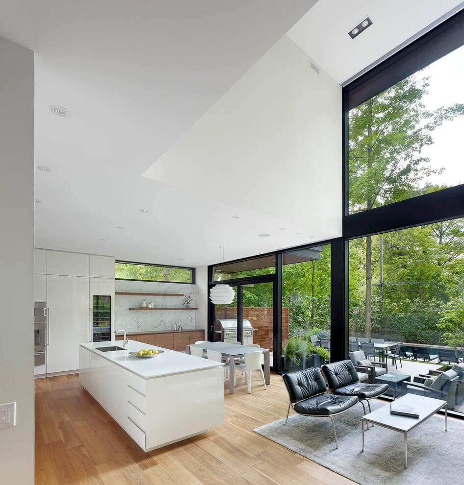 Contemporary Don Mills House in Toronto by Jillian Aimis-06