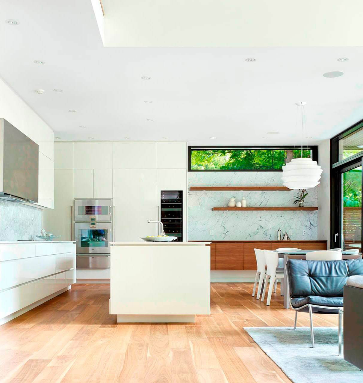 Contemporary Don Mills House in Toronto by Jillian Aimis-07