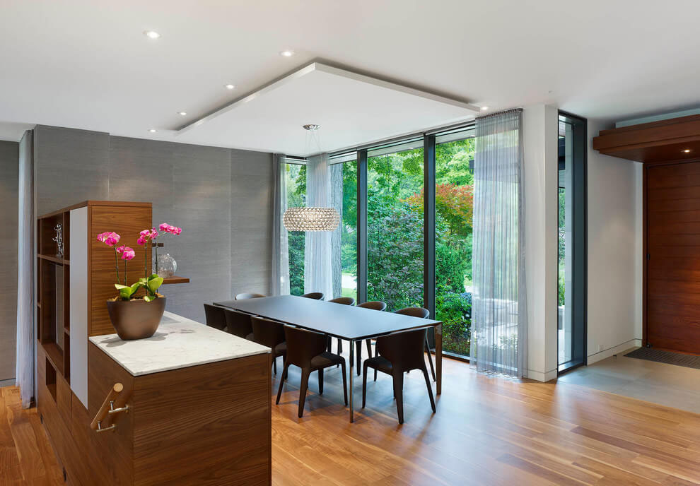 Contemporary Don Mills House in Toronto by Jillian Aimis-09