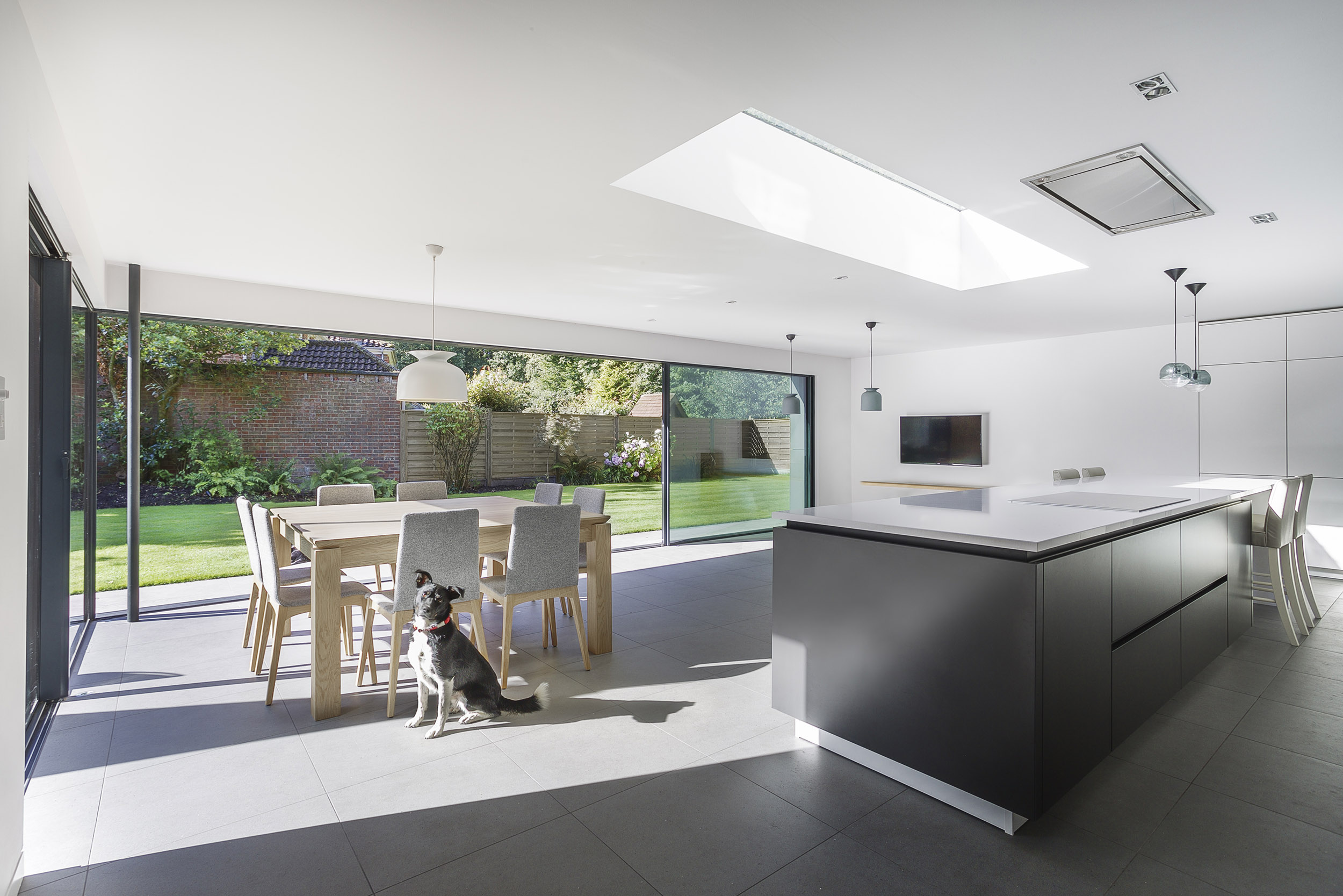 home design studio uk contemporary richmond house in winchester by ar design. beautiful ideas. Home Design Ideas