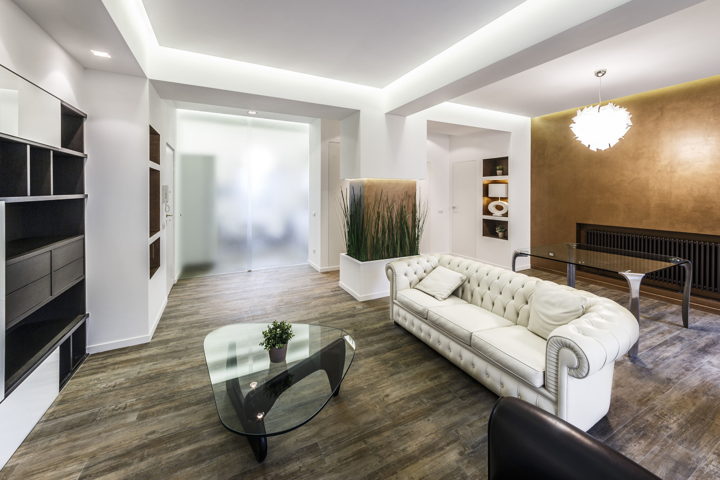 Contemproary Art of Scent of Garden Apartment in Rome by Brain Factory-02
