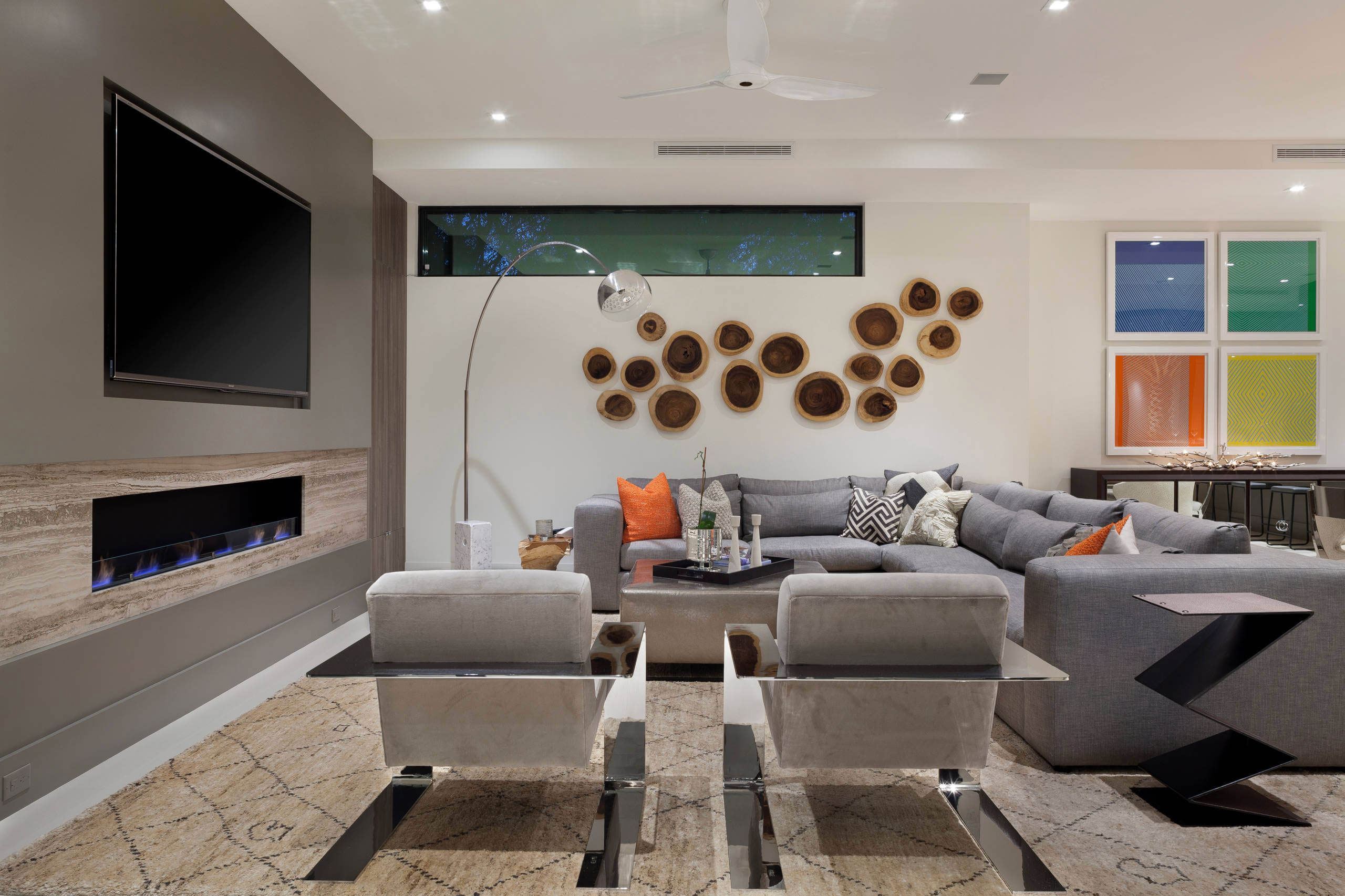 Contemporary Residence in Boca Raton by Marc-Michaels Interior ...