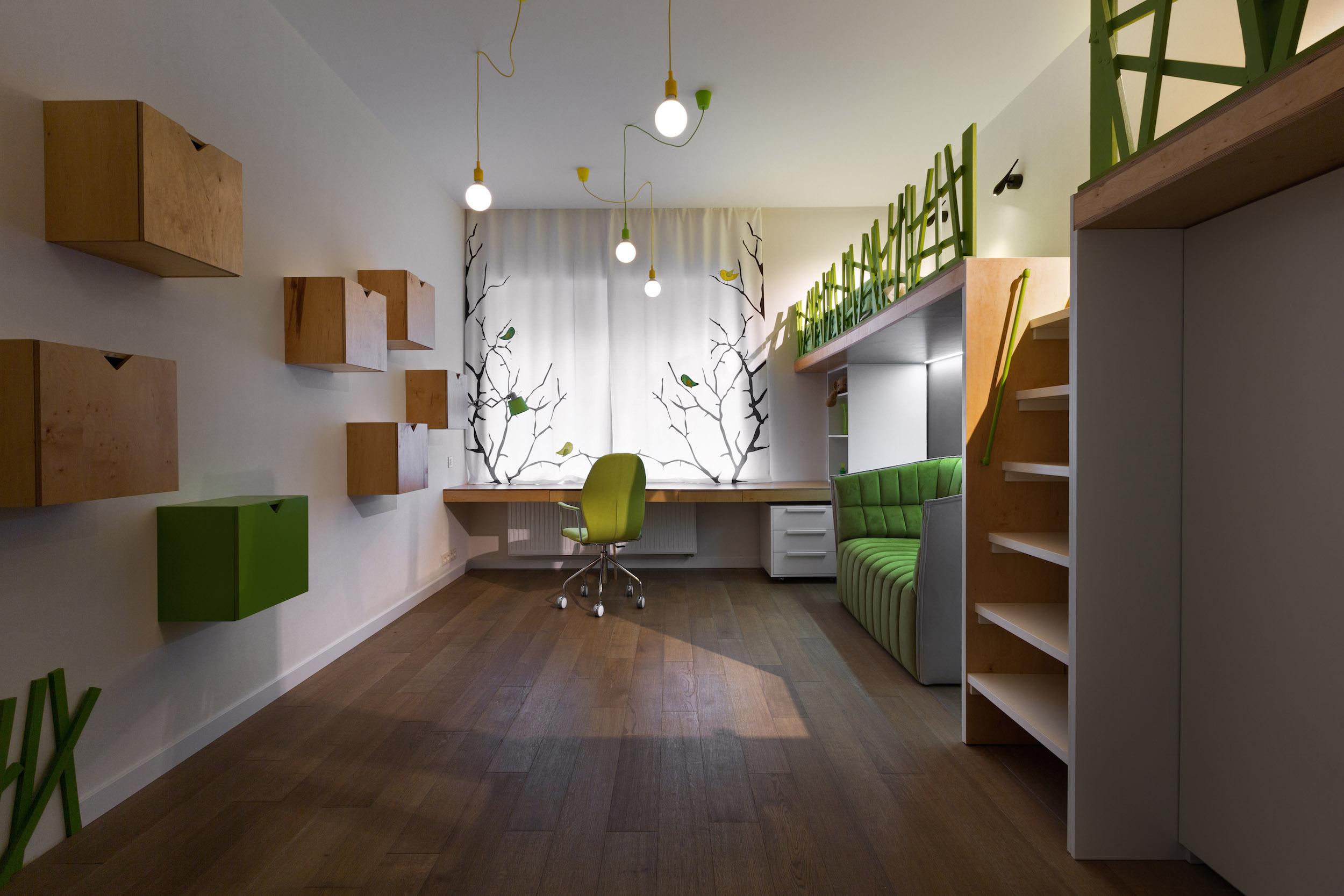 Cube House by Yakusha Design-12