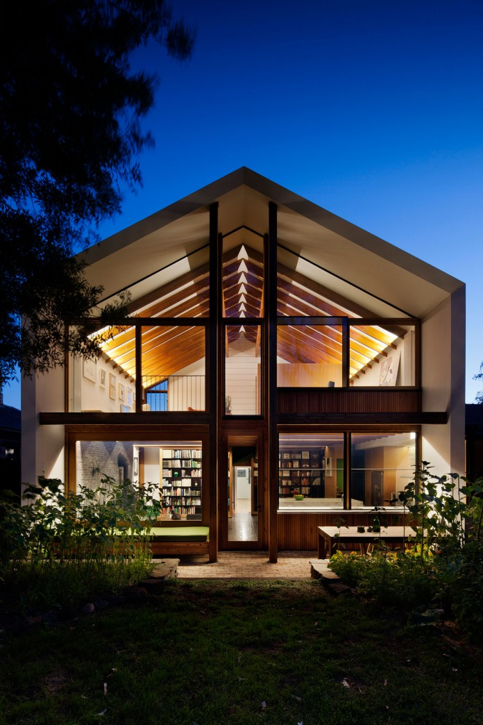 Doll's Home by BKK Architects