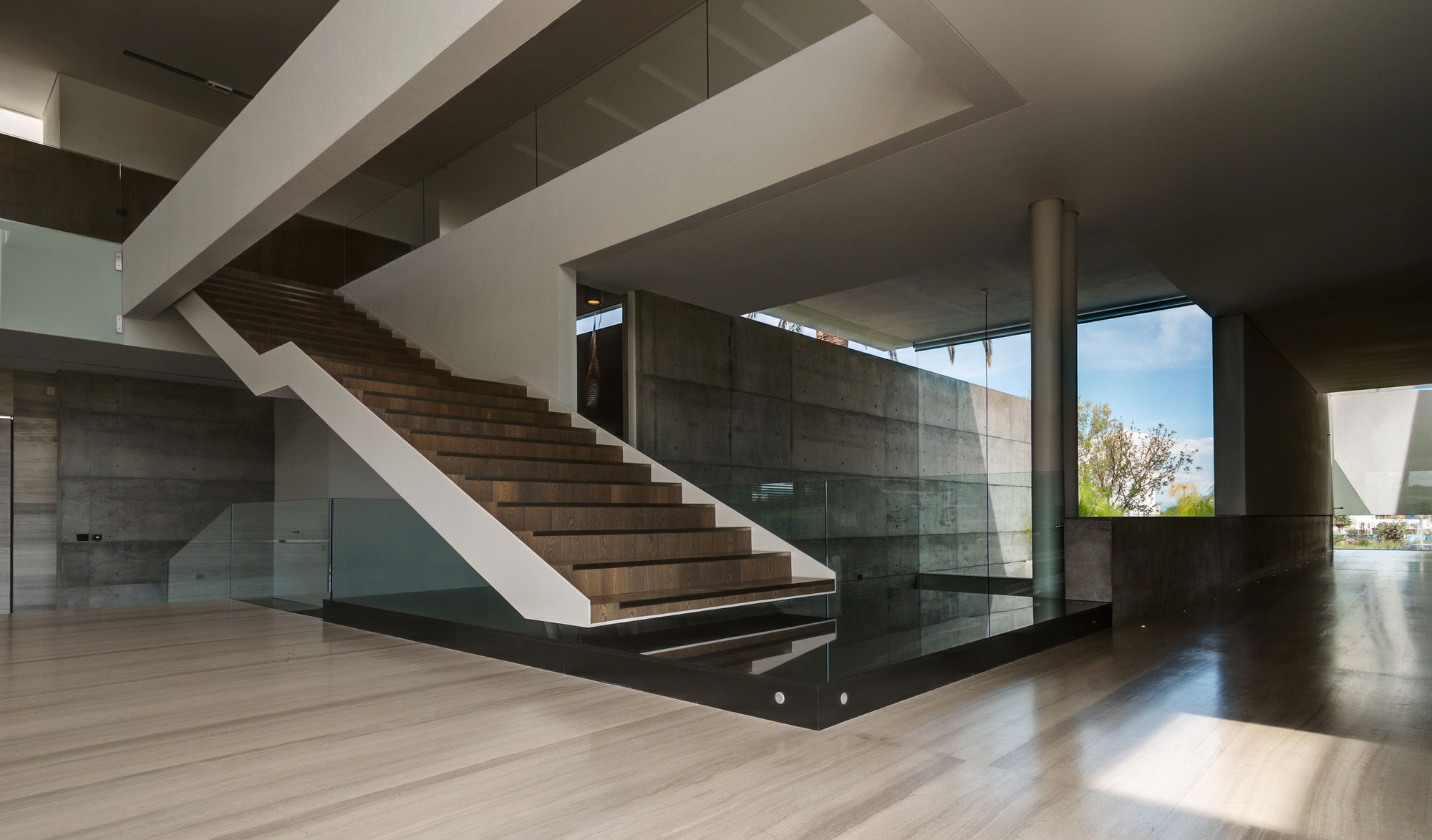 Eco-Friendly Ultramodern JRB House in El Campanario by Reims Architecture-07