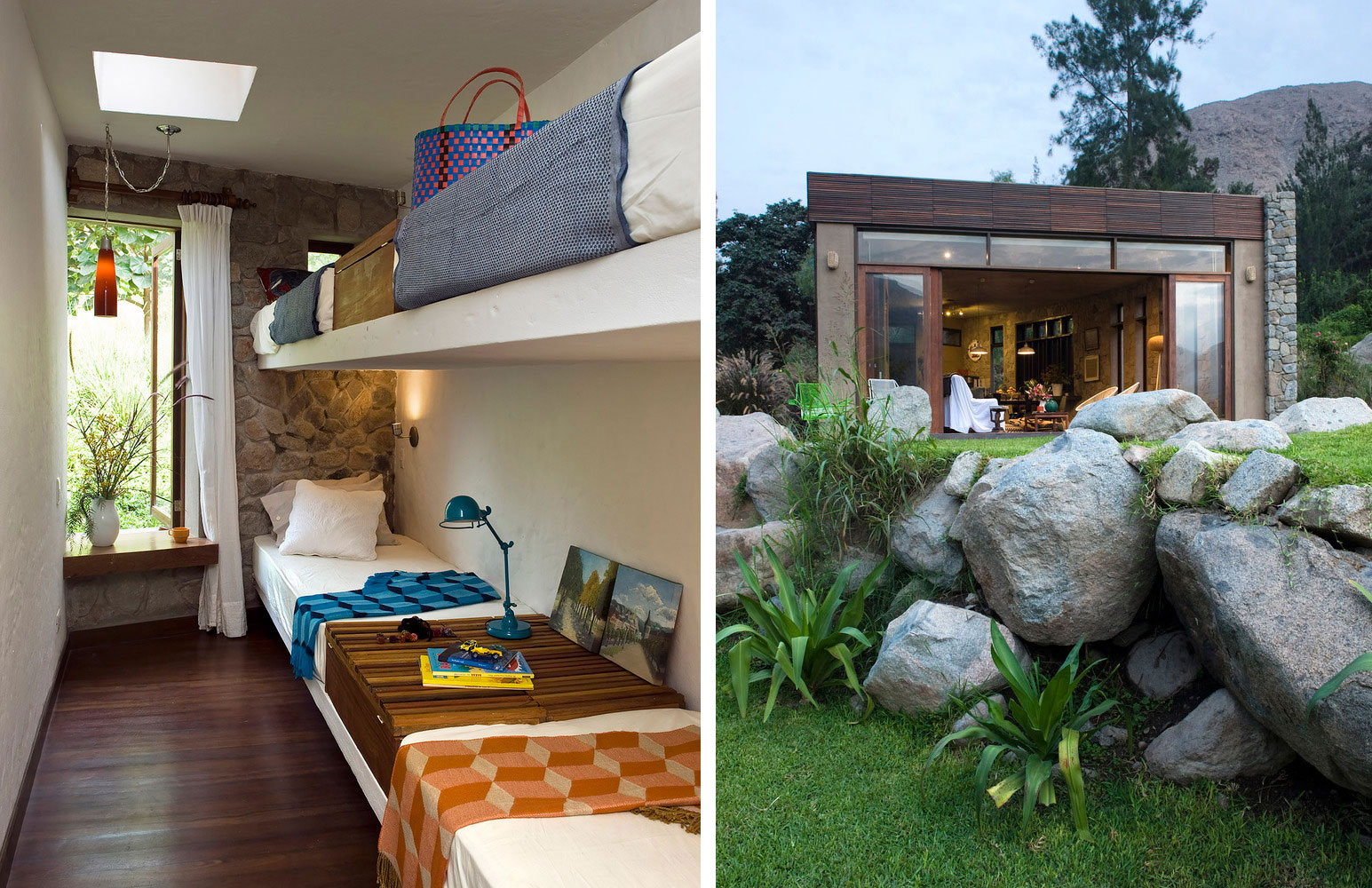Eco-friendly Chontay House in Harmony With the Surrounding Tones of Nature by Marina Vella Arquitectos-11