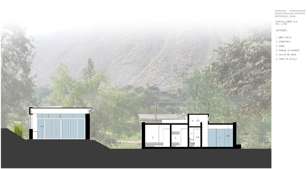 Eco-friendly Chontay House in Harmony With the Surrounding Tones of Nature by Marina Vella Arquitectos-16