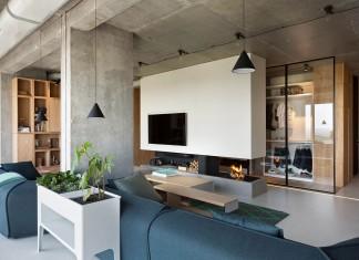 Elegant 30th Level NPL Penthouse by Olga Akulova Design
