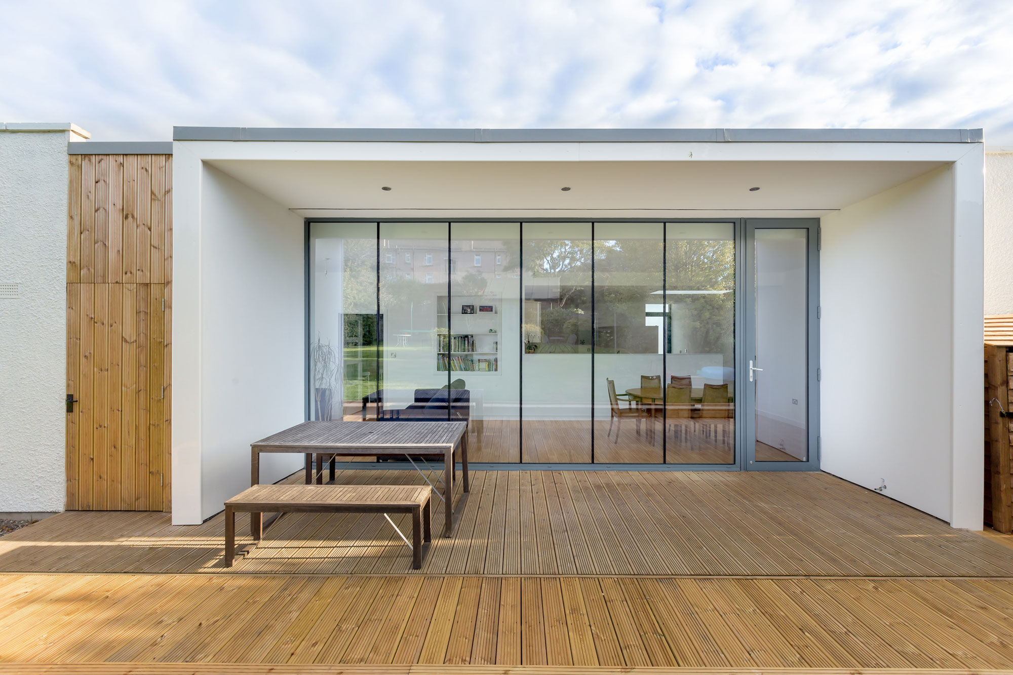 Elegant Contemporary Extension of an 1930's Edinburgh House by Capital A Architecture-03