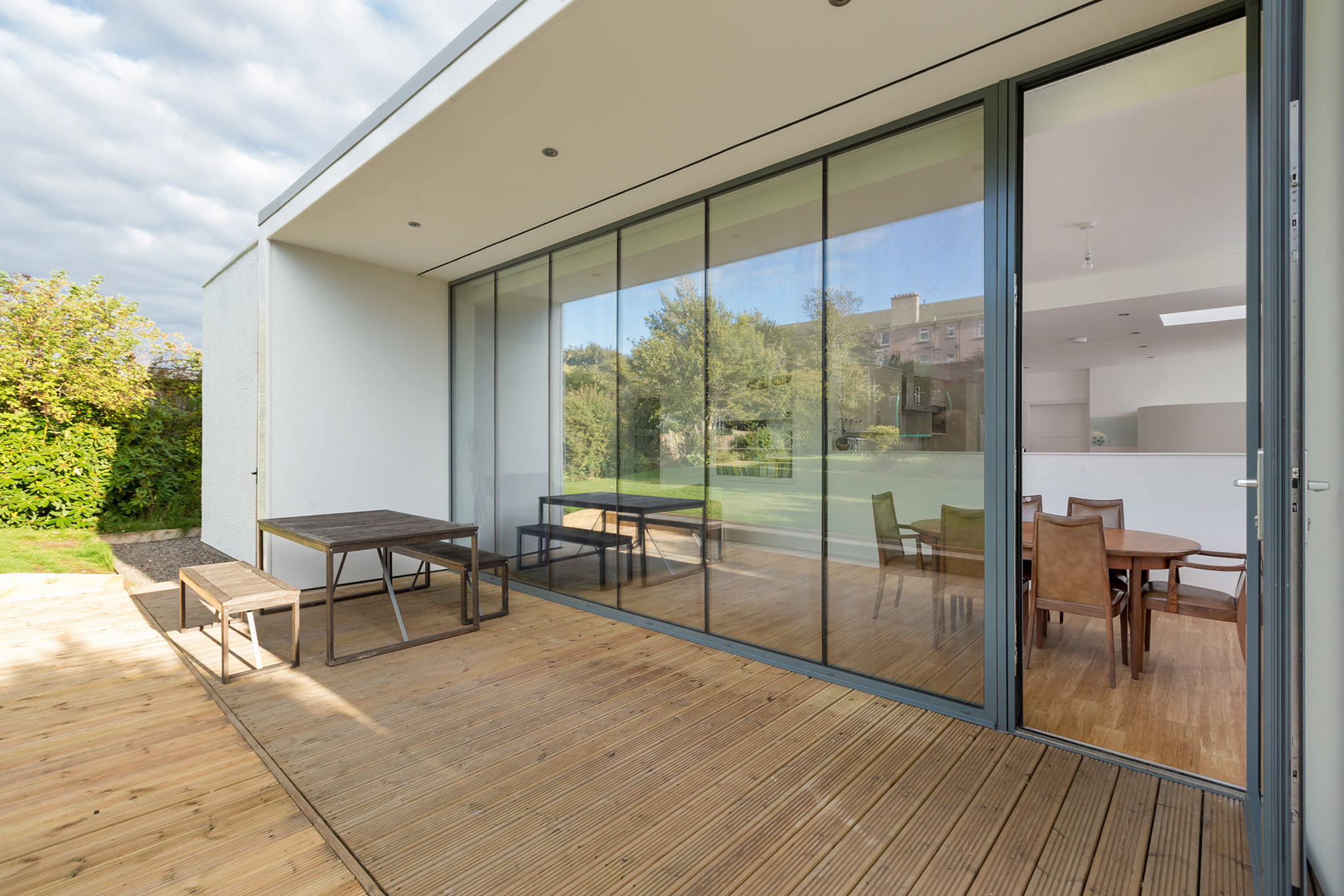 Elegant Contemporary Extension of an 1930's Edinburgh House by Capital A Architecture-07