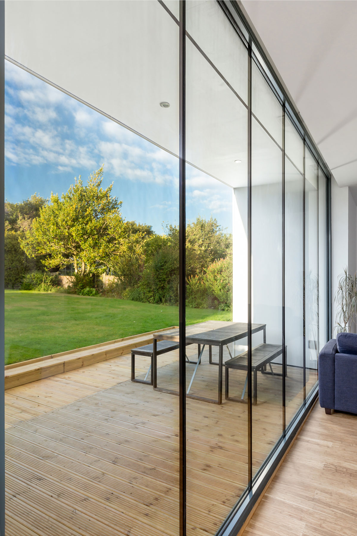 Elegant Contemporary Extension of an 1930's Edinburgh House by Capital A Architecture-10