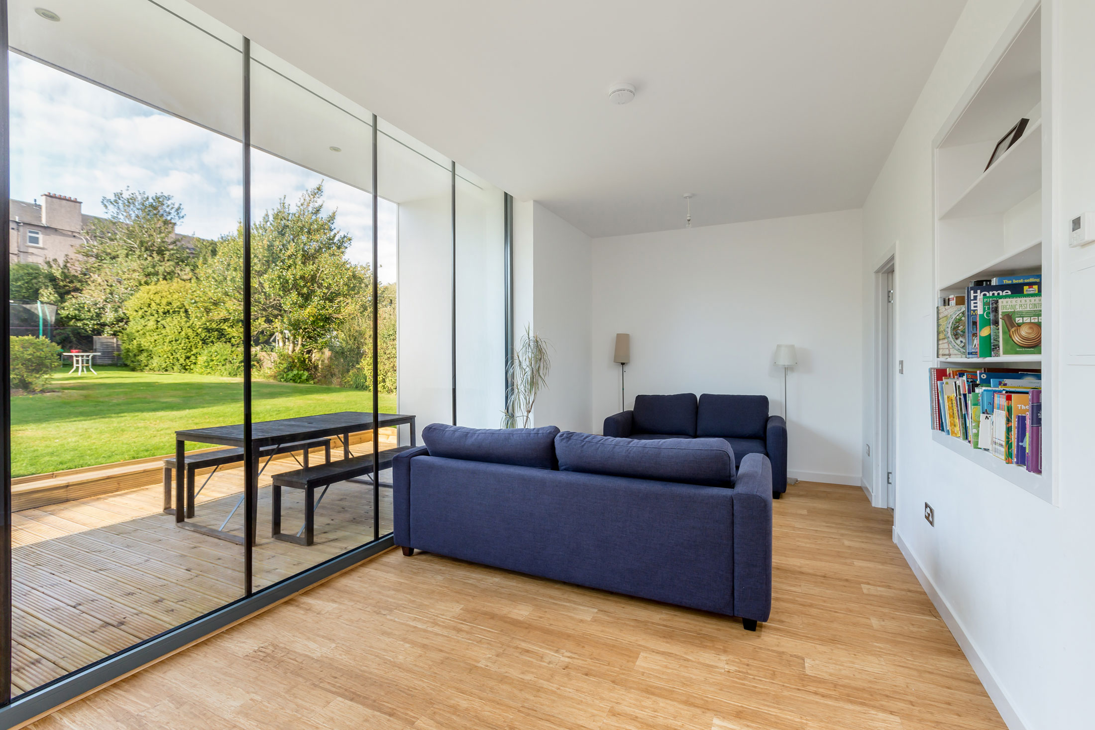 Elegant Contemporary Extension of an 1930's Edinburgh House by Capital A Architecture-11
