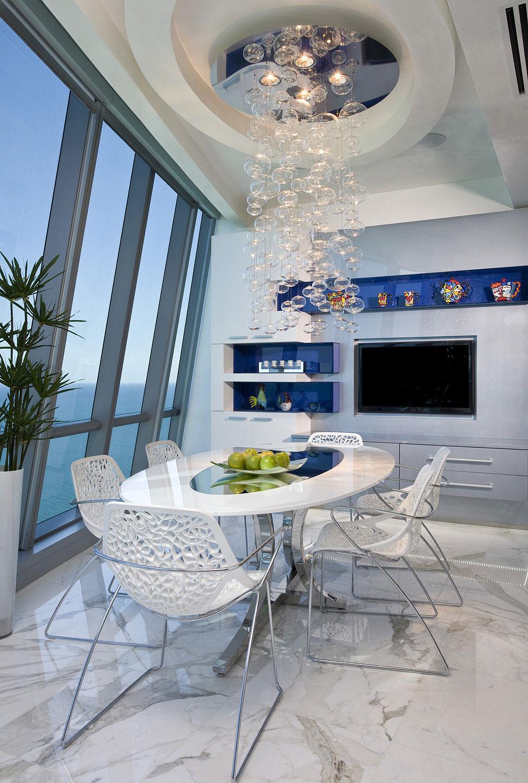Elegant Jade Ocean Penthouse 2 near Sunny Isles Beach by Pfuner Design-05