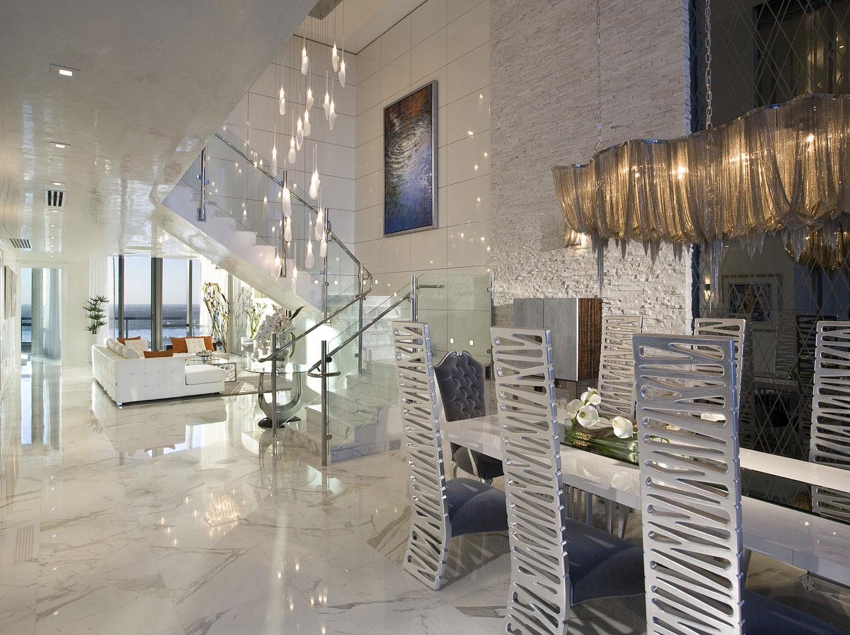 Elegant Jade Ocean Penthouse 2 near Sunny Isles Beach by Pfuner Design-07