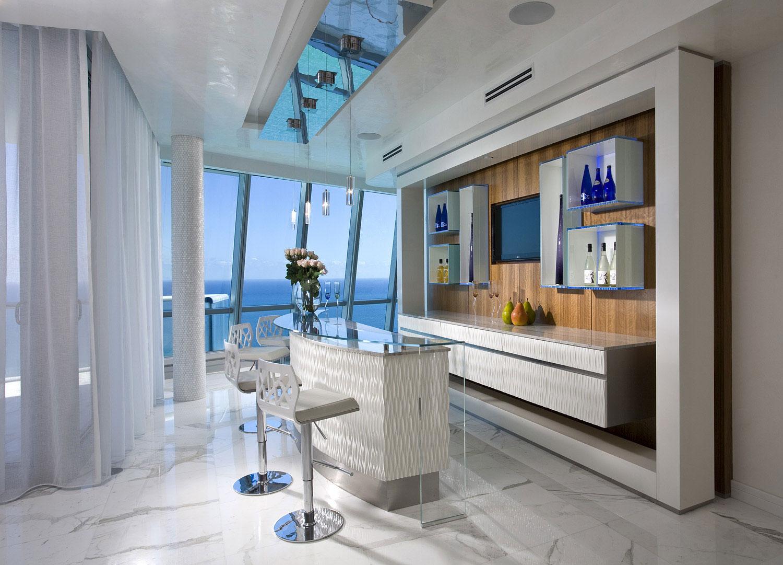 Elegant Jade Ocean Penthouse 2 near Sunny Isles Beach by Pfuner Design-11