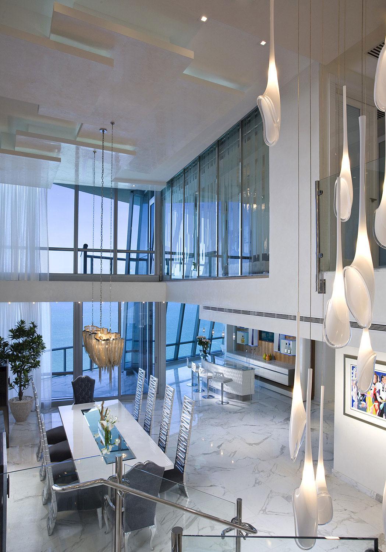 Elegant Jade Ocean Penthouse 2 near Sunny Isles Beach by Pfuner Design-12