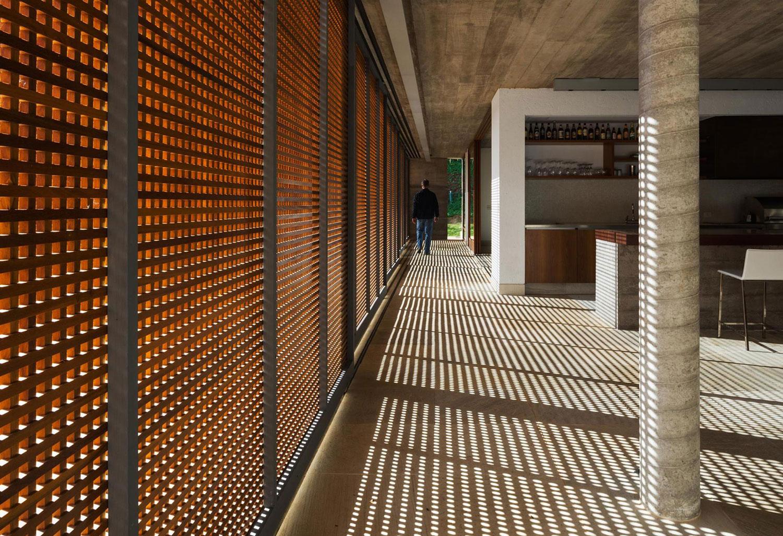 FT Modern Holiday and Weekend House by Reinach Mendonça Arquitetos Associados-10