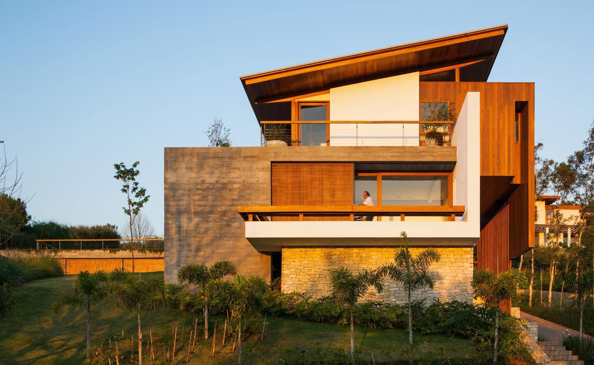 FT Modern Holiday and Weekend House by Reinach Mendonça Arquitetos Associados-16