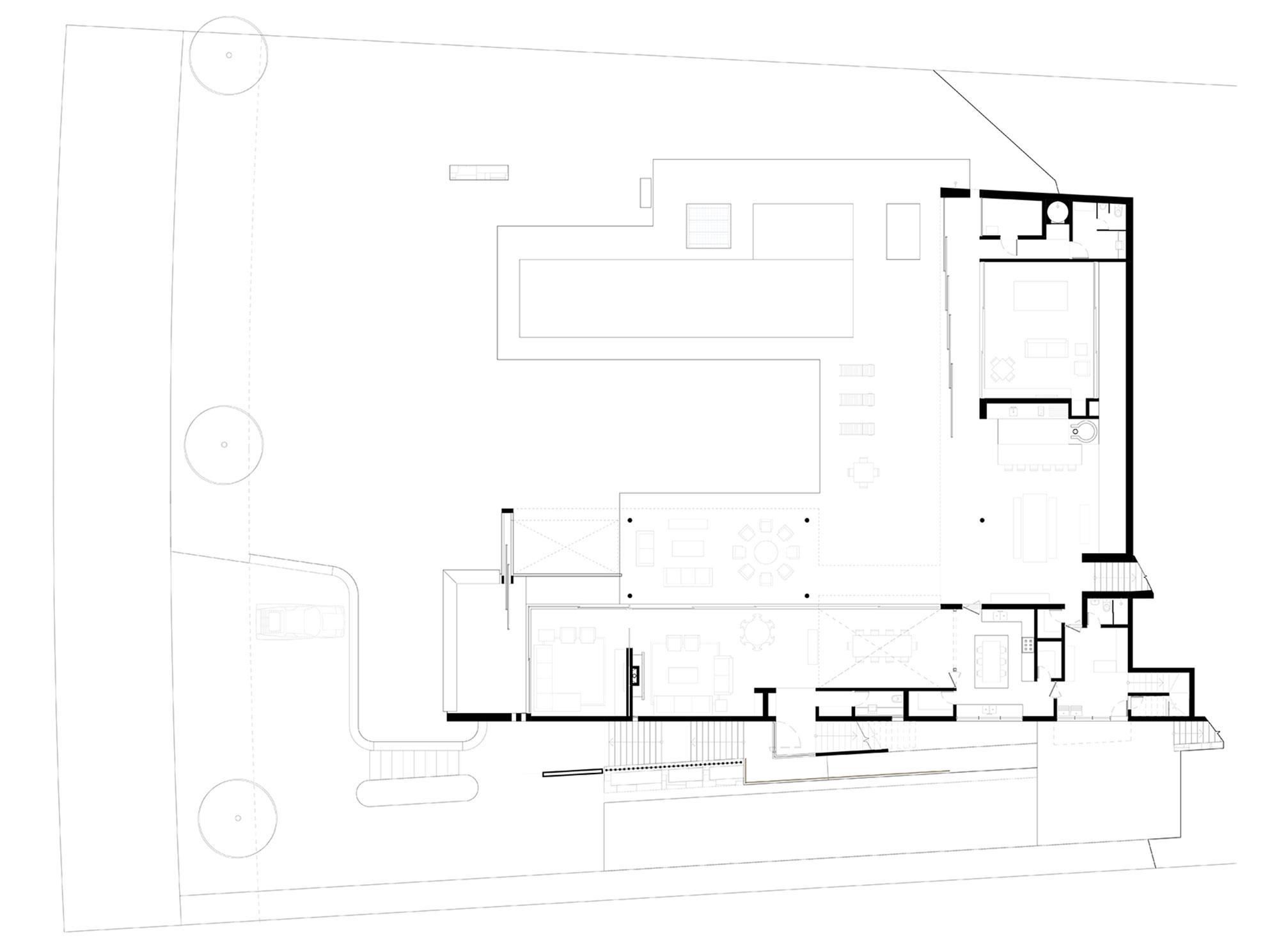 FT Modern Holiday and Weekend House by Reinach Mendonça Arquitetos Associados-19