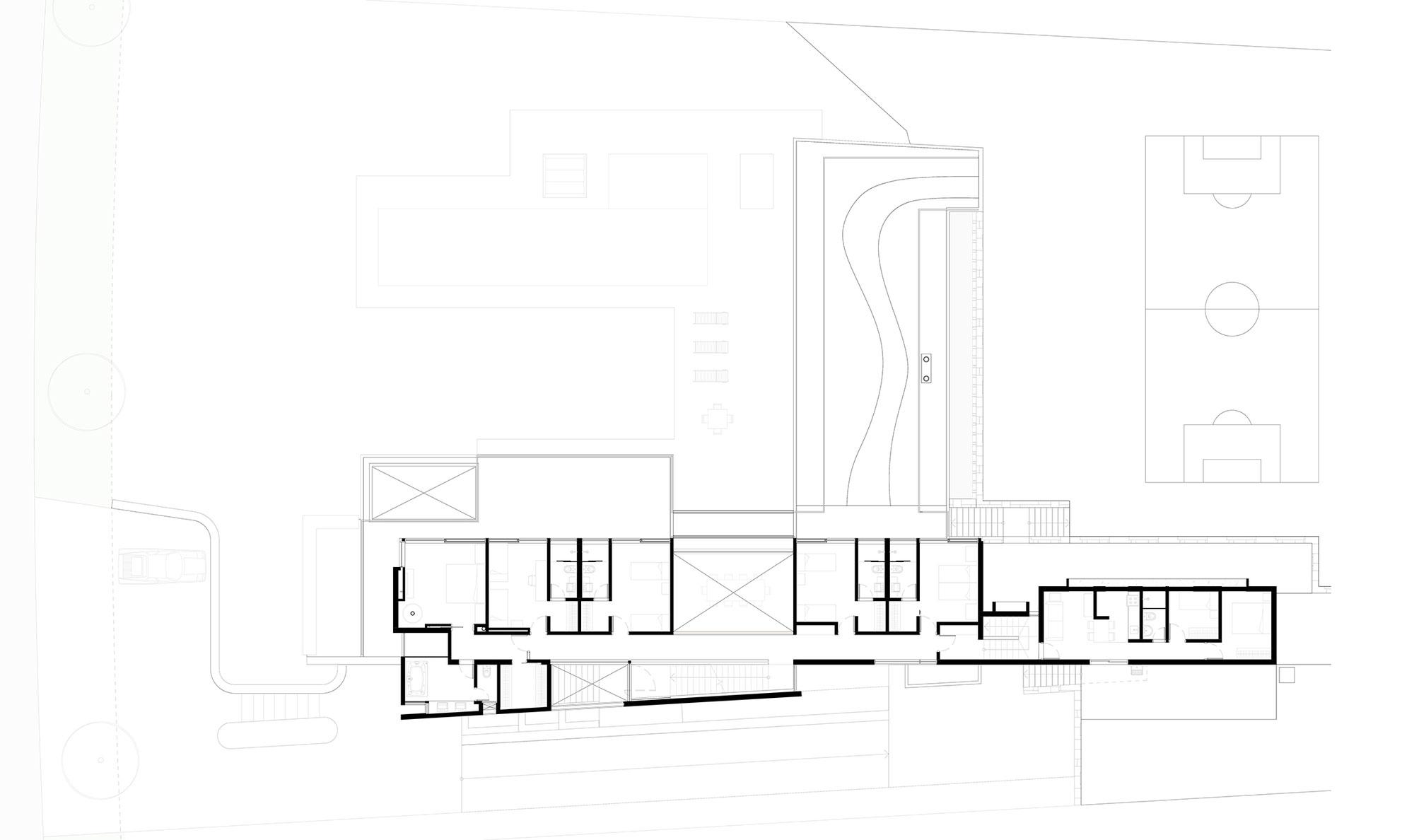 FT Modern Holiday and Weekend House by Reinach Mendonça Arquitetos Associados-20