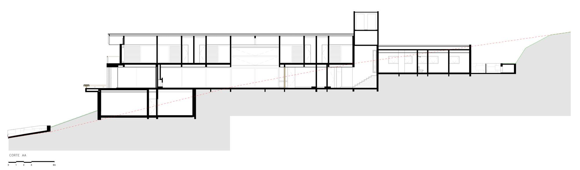 FT Modern Holiday and Weekend House by Reinach Mendonça Arquitetos Associados-23