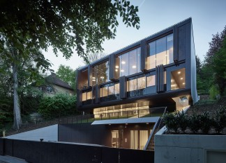GT Home in Linz by Archinauten
