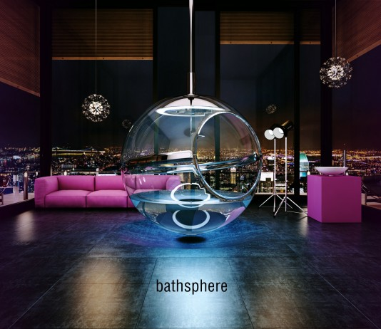 Glass Bathsphere, the Future of Bathroom Baths by Alexander Zhukovsky