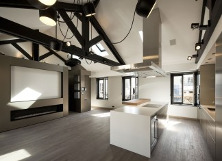 Grand Standing 120M2 Penthouse by MYSPACEPLANNER