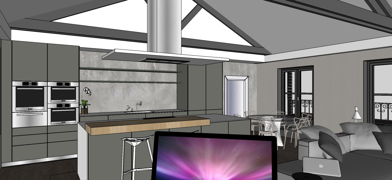 Grand Standing 120M2 Penthouse by MYSPACEPLANNER-28
