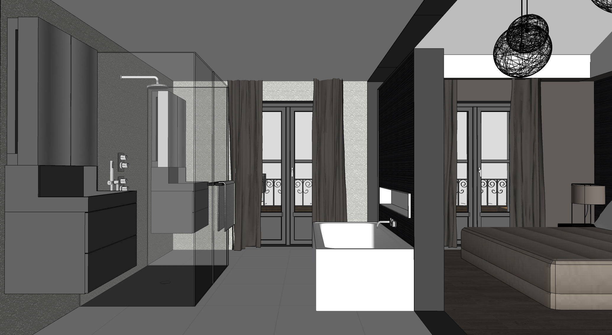 Grand Standing 120M2 Penthouse by MYSPACEPLANNER-31