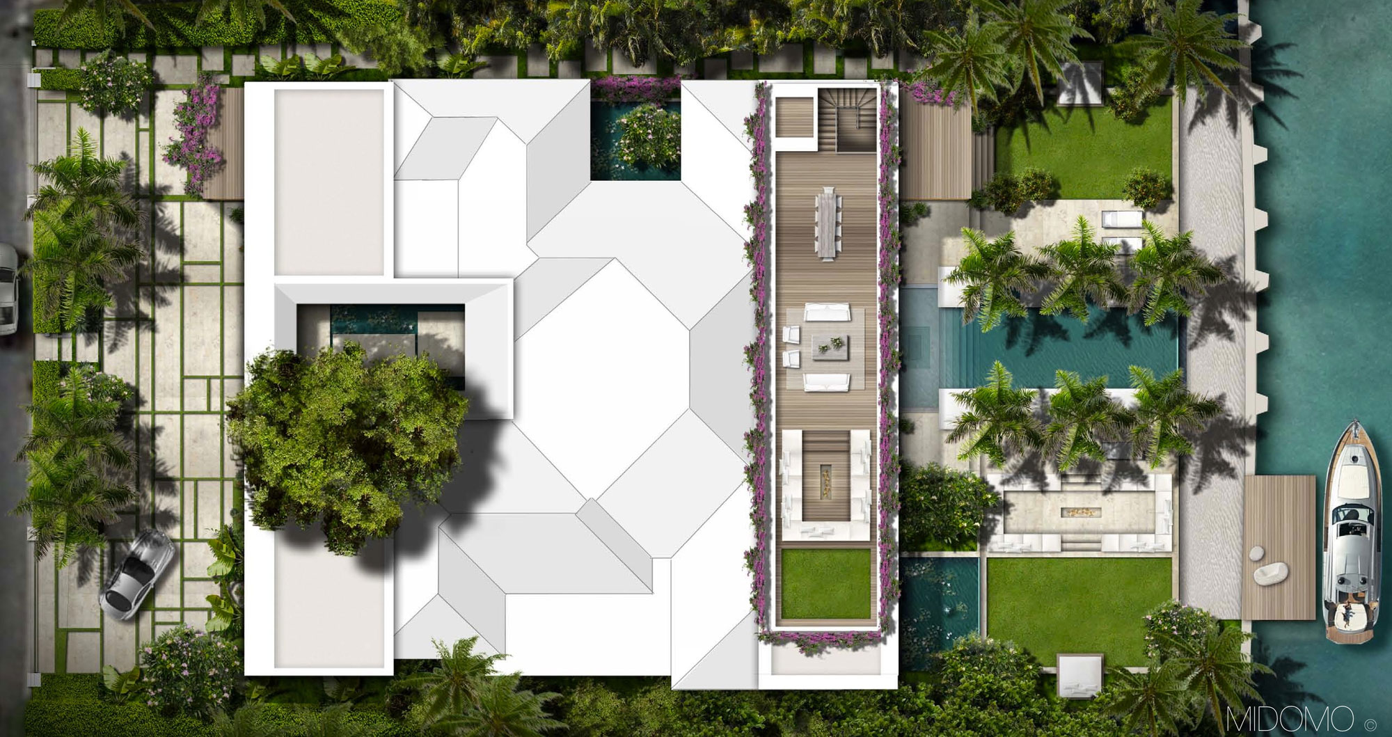 Gross-Flasz House is The Modernist Pavilion in an Extreme Maritime Context by One d+b Miami-20