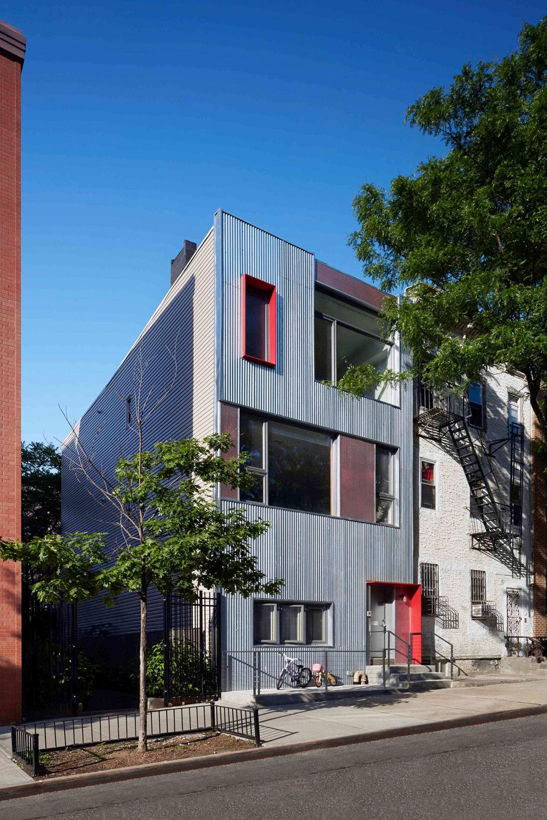 Gutman-Umansky Townhouse by Etelamaki Architecture-01