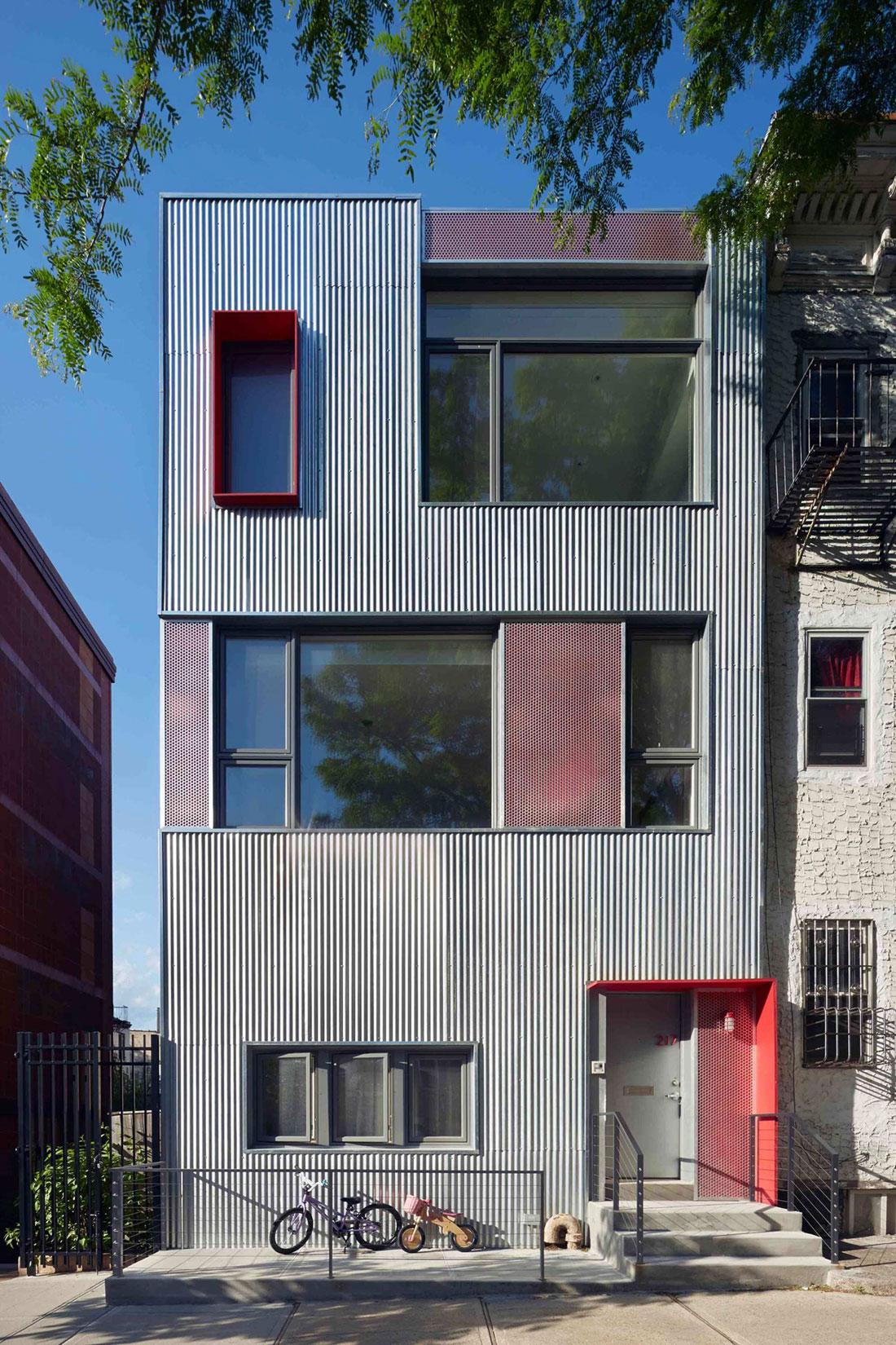 Gutman-Umansky Townhouse by Etelamaki Architecture-02