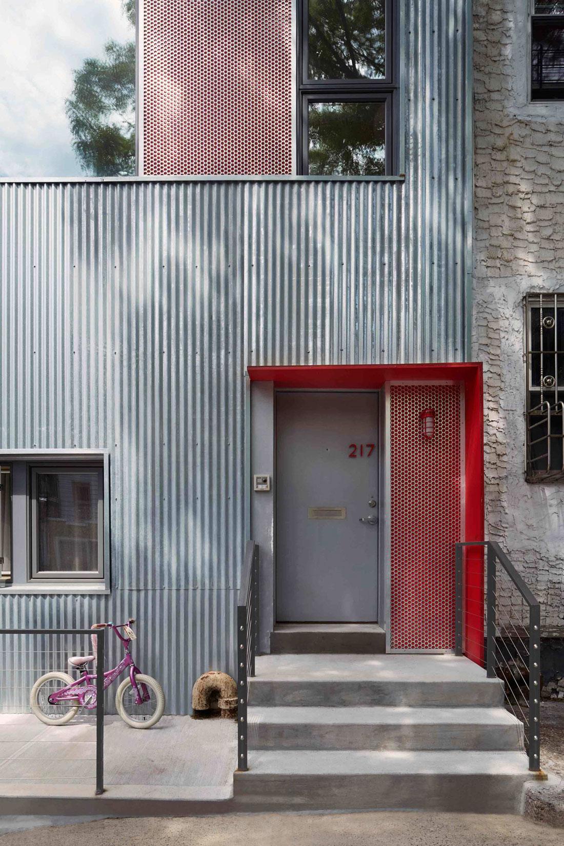 Gutman-Umansky Townhouse by Etelamaki Architecture-03