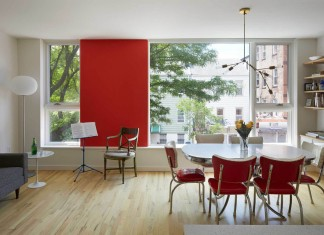 Gutman-Umansky Townhouse by Etelamaki Architecture