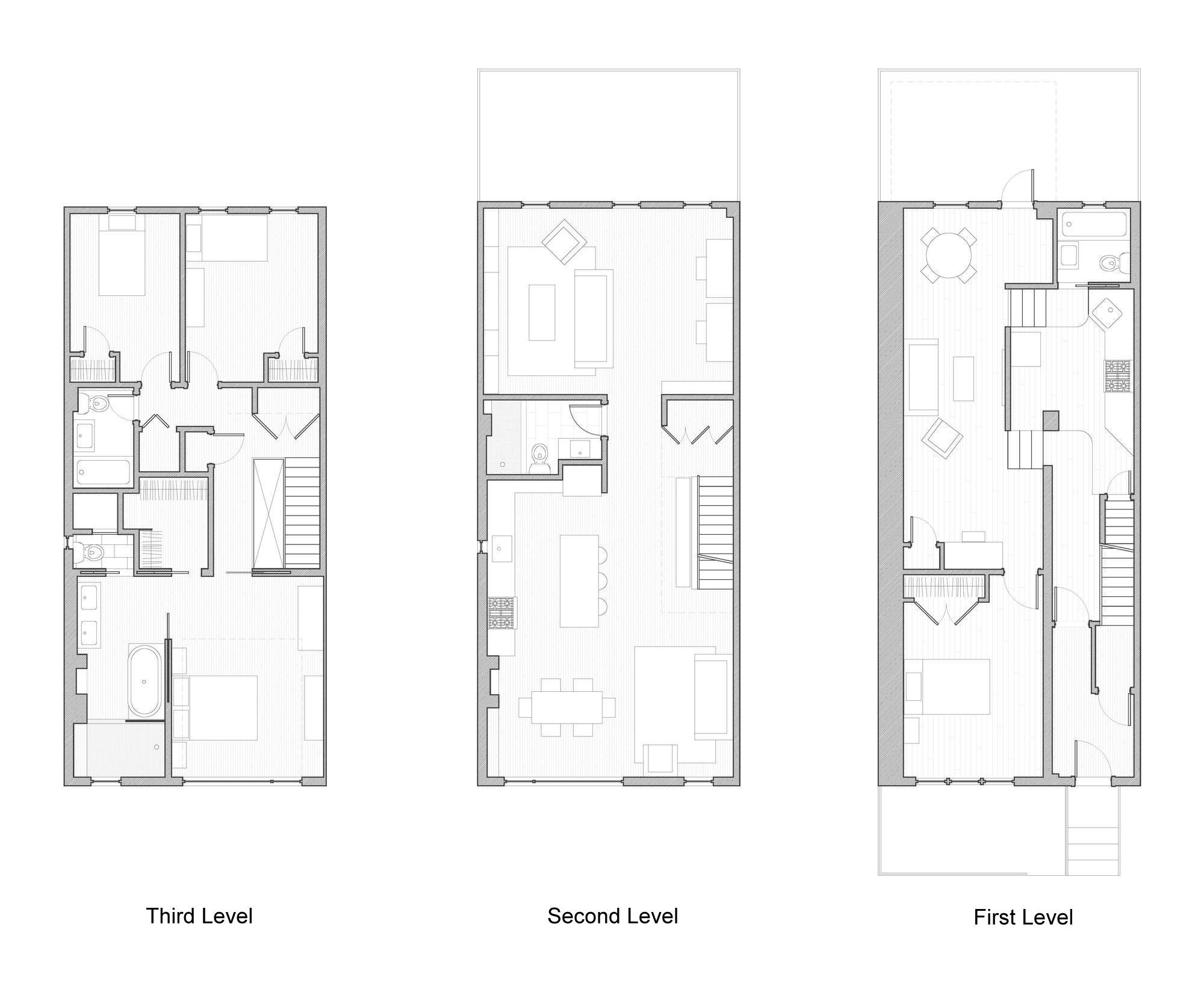 Gutman-Umansky Townhouse by Etelamaki Architecture-15