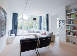 K House in Rotterdam by Peña Architecture