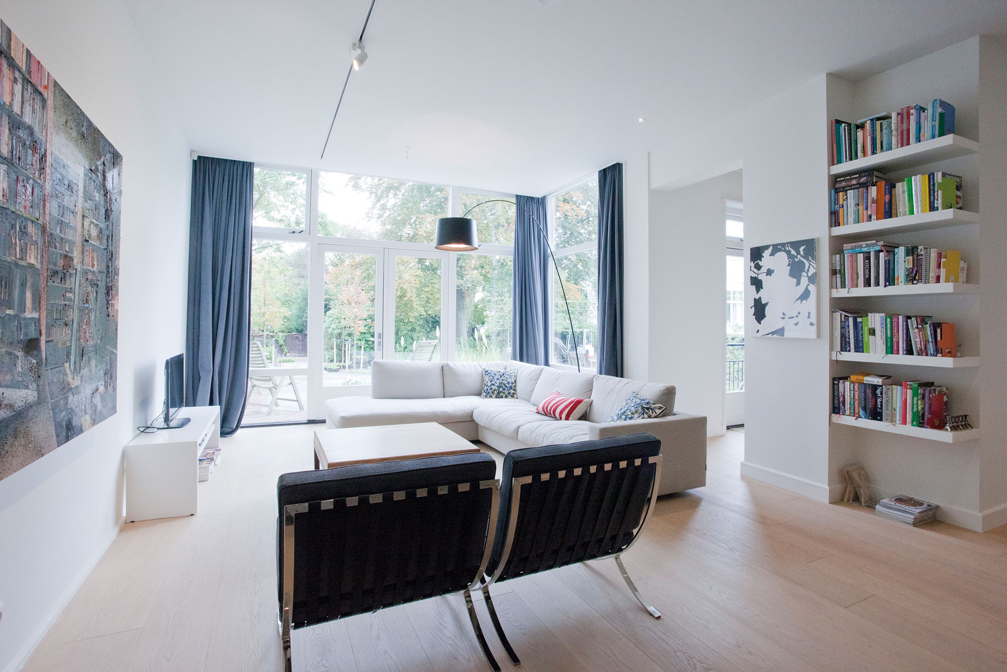 K House in Rotterdam by Peña Architecture-01