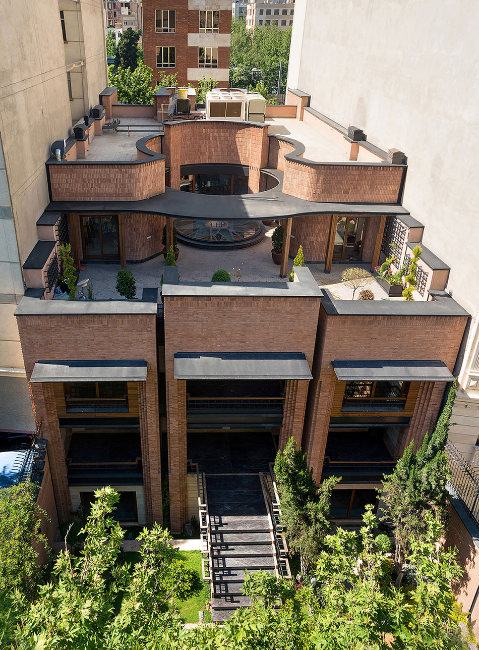 Kaveh Home in Tehran by Pargar Architecture and Design Studio-01