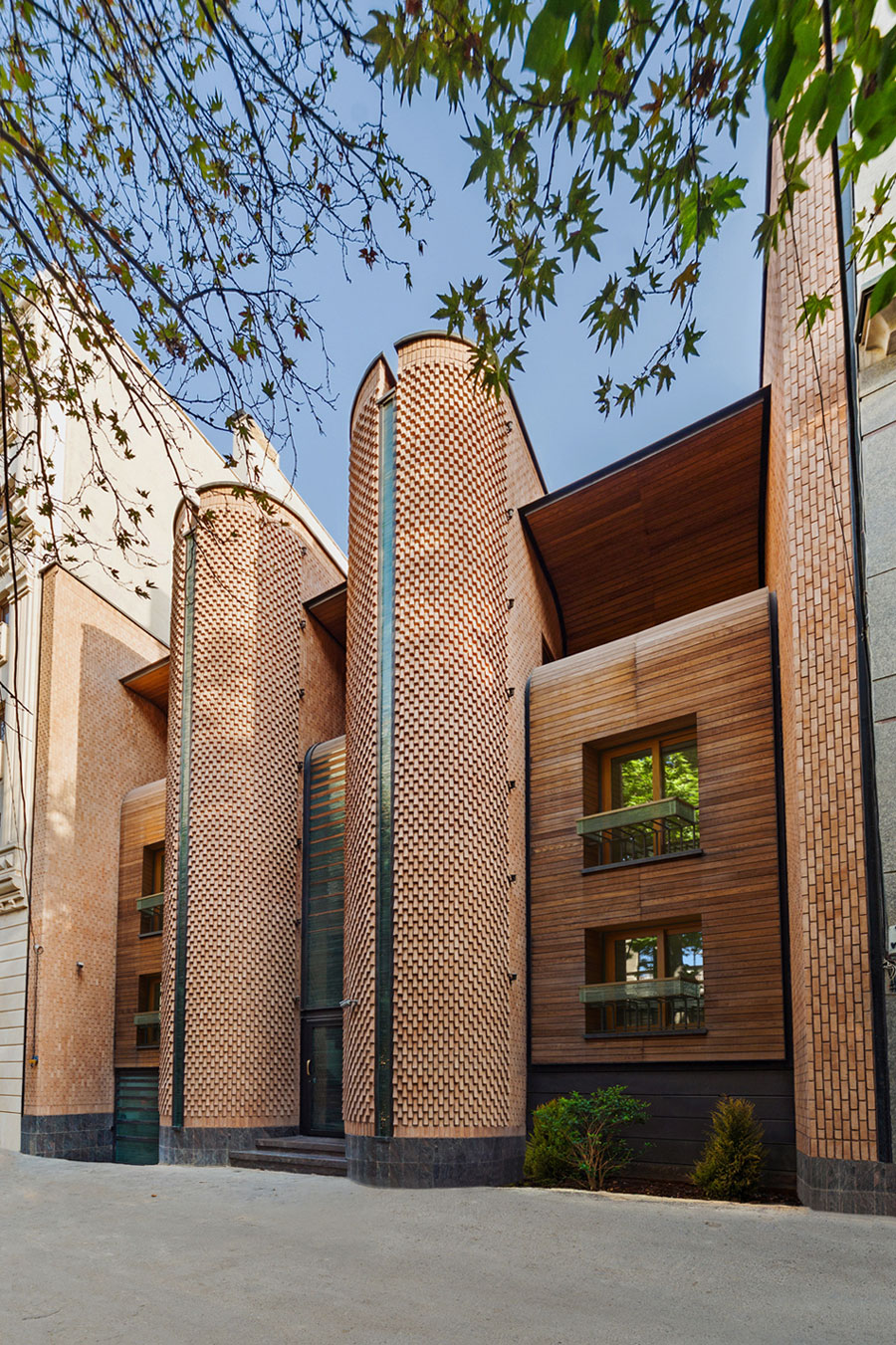 Kaveh Home in Tehran by Pargar Architecture and Design Studio-03