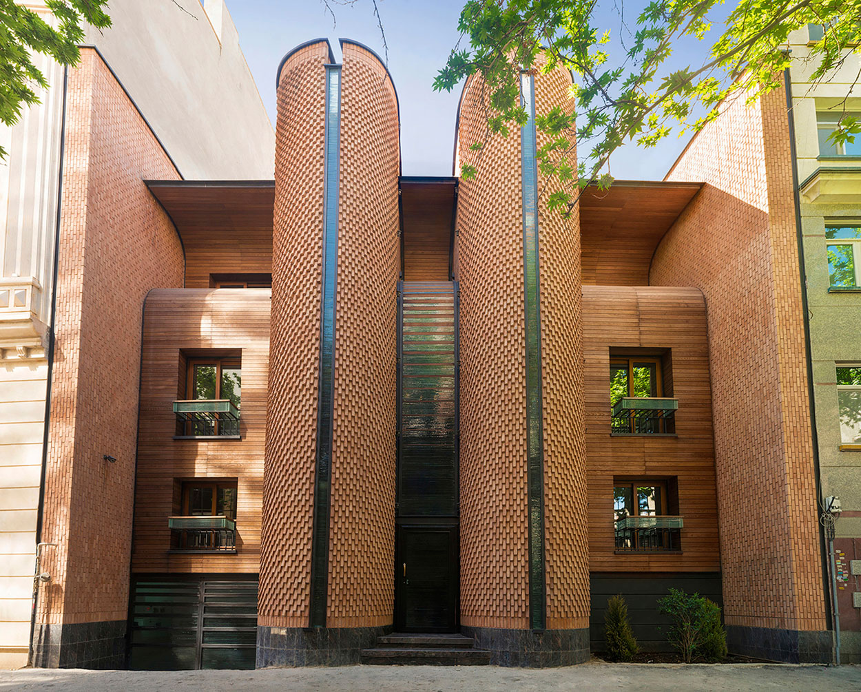 Kaveh Home in Tehran by Pargar Architecture and Design Studio-04