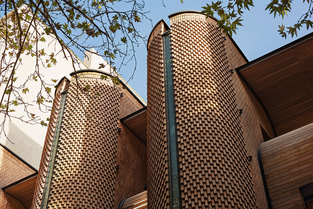 Kaveh Home in Tehran by Pargar Architecture and Design Studio-06