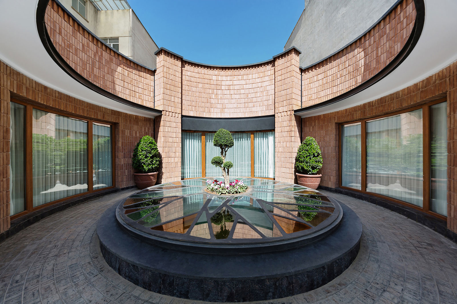 Kaveh Home in Tehran by Pargar Architecture and Design Studio-10