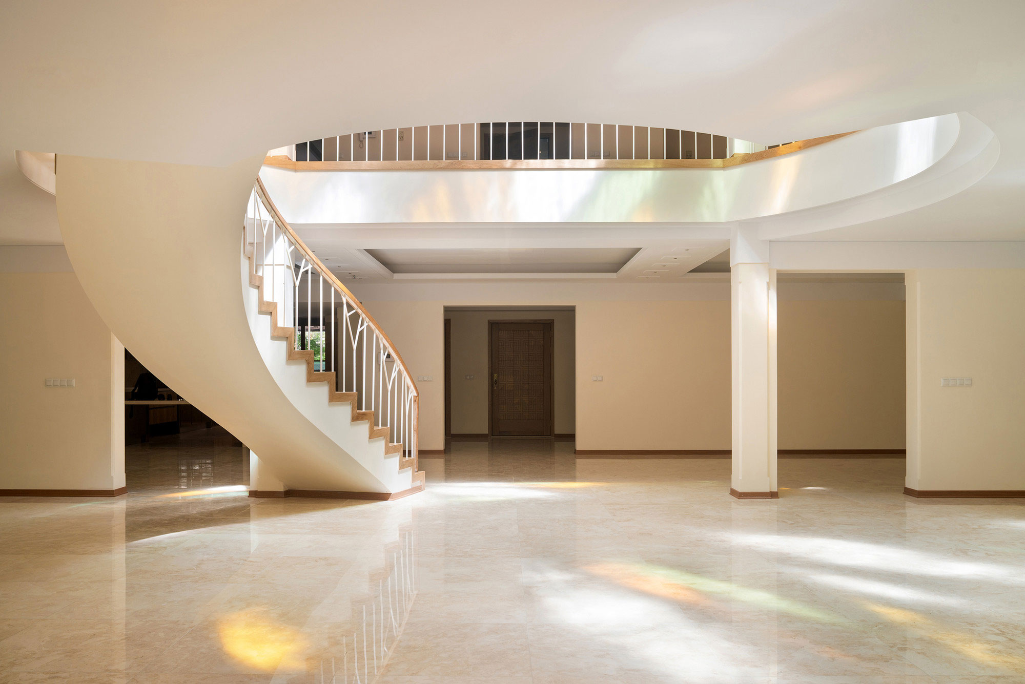 Kaveh Home in Tehran by Pargar Architecture and Design Studio-11