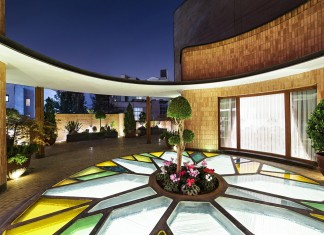 Kaveh Home in Tehran by Pargar Architecture and Design Studio