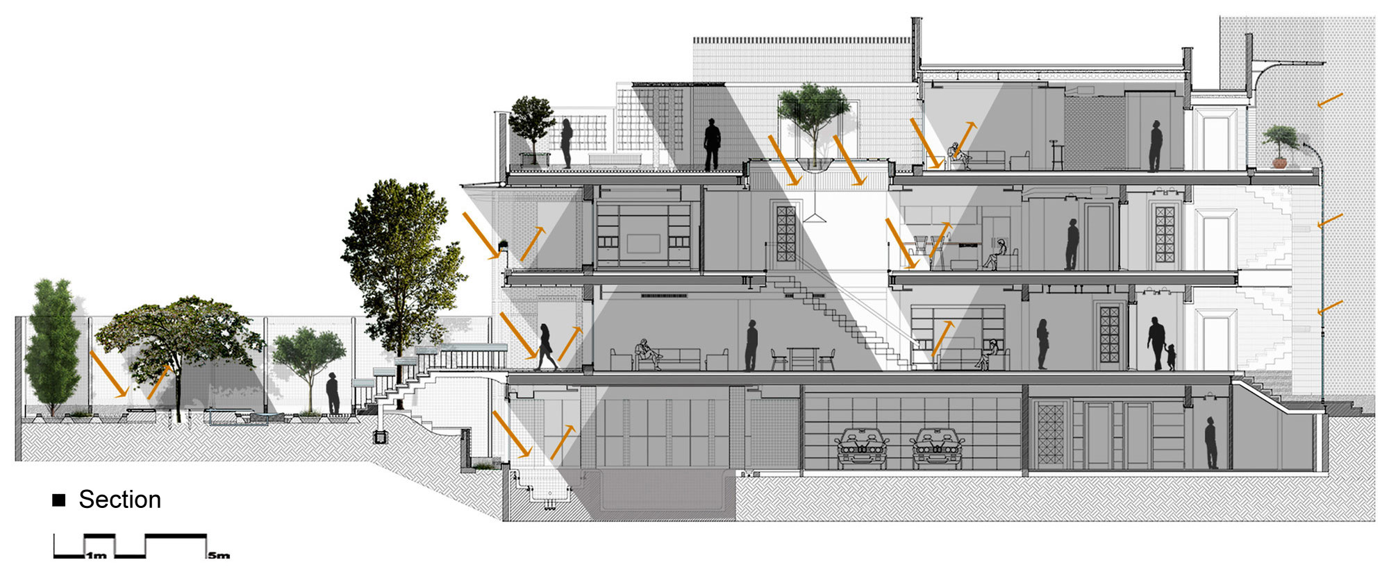 Kaveh Home in Tehran by Pargar Architecture and Design Studio-20